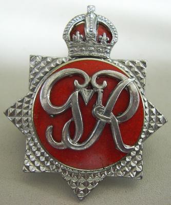 Hat Badge [British Home Service]