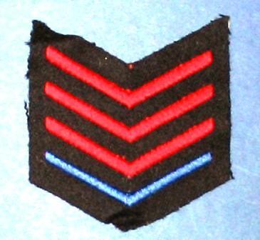 Patch - Rank Arm Badge