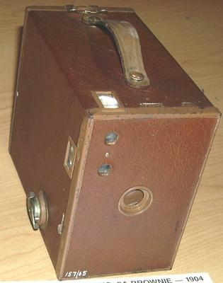 Camera [2A Brownie Model C]