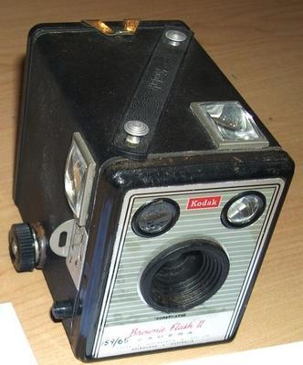 Camera [Brownie Flash II]