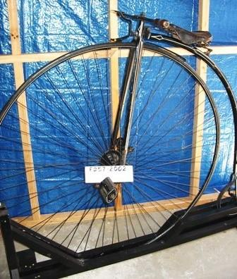 Bicycle [Penny Farthing]