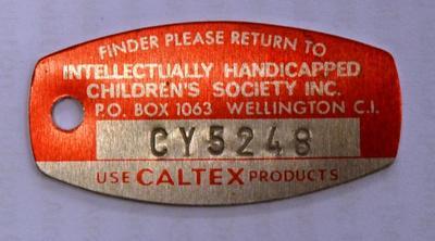 Tag - Key ID (Car)