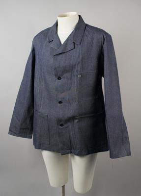 Uniform Jacket [Driver's, New Zealand Railways]