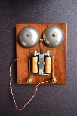 Bell Ringer Mechanism Display