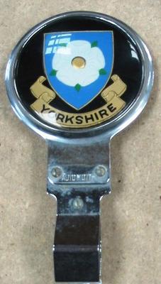 Automotive Badge [Yorkshire]