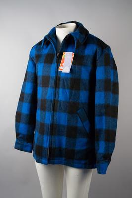 Uniform Jacket [Shunter's Jacket, New Zealand Railways]