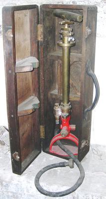 Testing Pump