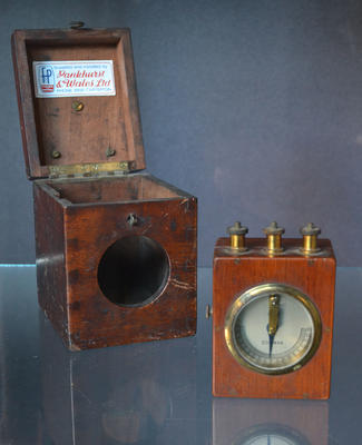 Telegraph Galvanometer
