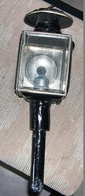 Lamp [Carriage Lamp]