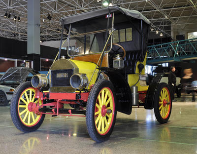 Automobile [Liberty-Brush Runabout]; Brush Runabout Company; Alanson Brush; 1912