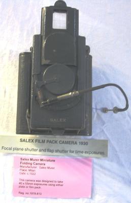 Camera [Salex Murer Miniature]