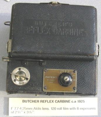 Camera [Butcher Reflex Carbine]