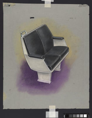 [Auckland Rapid Transit: Concept for passenger carriage seating]