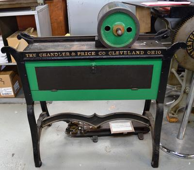 Hand Operated Press
