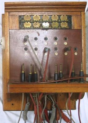 Telephone Exchange Box