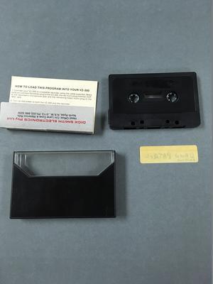Data Cassette Tape [DAWN PATROL]