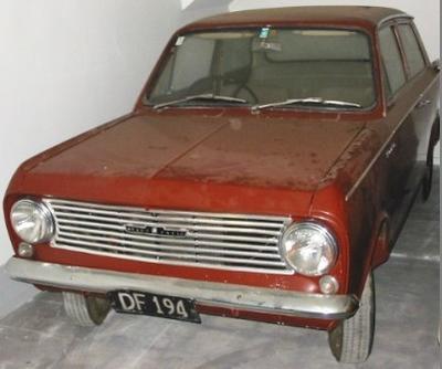 Automobile [Vauxhall Viva]