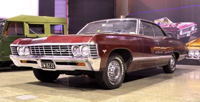 Automobile [1967 Chevrolet Impala]