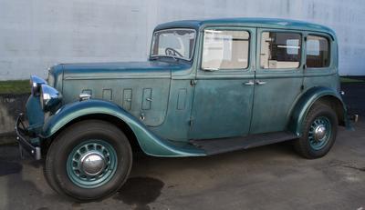 Automobile [1936 Austin 6/18]
