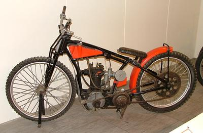 Motorcycle [Speedway JAP 500]