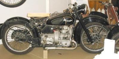 Motorcycle [Douglas MK III]
