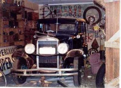 Automobile [Essex Super Saloon]