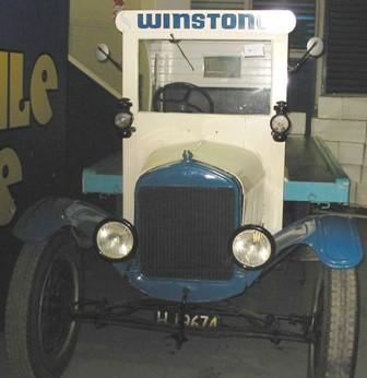 Truck [Winstones Truck 1926 Model T]