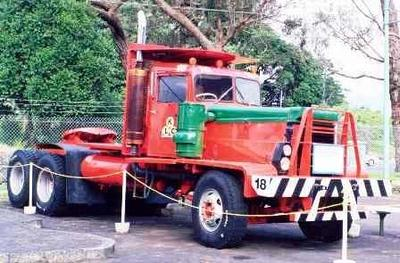 Truck [Pacific Logging Rig]