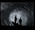 [Silhouetted people in ice cave]