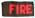 Armband [Fire]